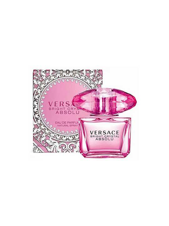 Versace Bright Crystal Absolu EDP 90ml | WhatHeWants.com.sg